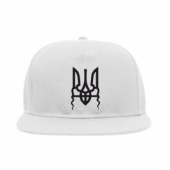 Снепбек Український герб з вусами
