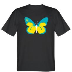 Купити Футболка Український метелик