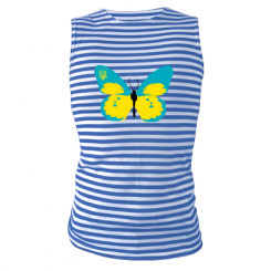 Купити Майка-тільняшка Український метелик
