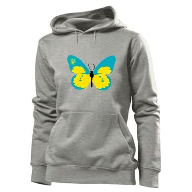 Купити Толстовка жіноча Український метелик