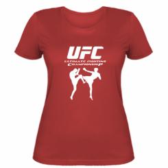 39a0ed3e4998 Женские футболки UFC - купить футболку UFC в Киеве, лучшая цена по ...