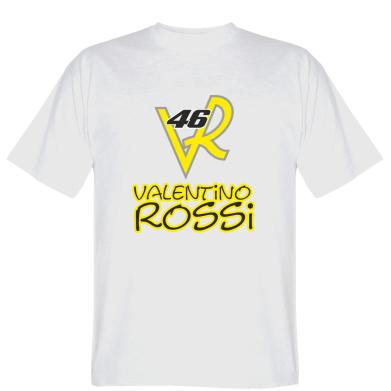 Футболка Valentino Rossi 46