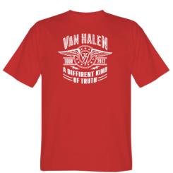 Футболка Van Halen
