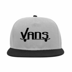 Снепбек Vans Logo