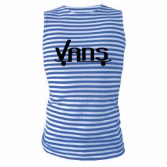 Майка-тільняшка Vans Logo