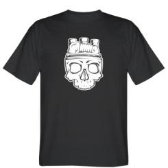 Футболка Vape Skull