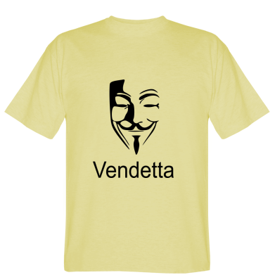 Футболка Vendetta