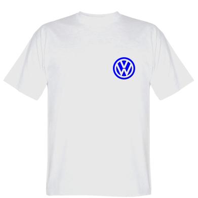 Футболка Логотип Volkswagen