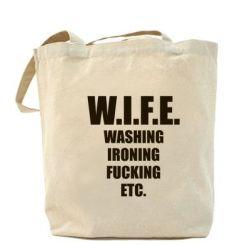 Сумка W.I.F.E.