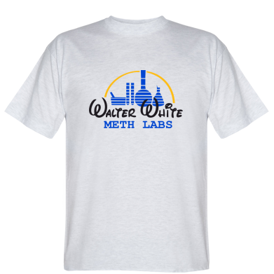 Футболка Walter White Meth Labs