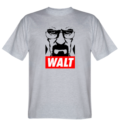 Футболка Walter White Obey