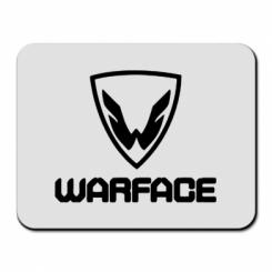 Килимок для миші Warface Logo