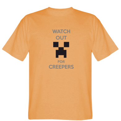 Футболка Watch Out For Creepers