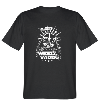 Футболка Weed Vader