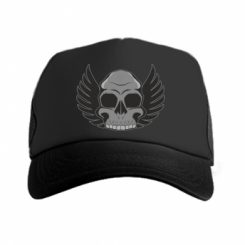 Кепка-тракер Winged Skull