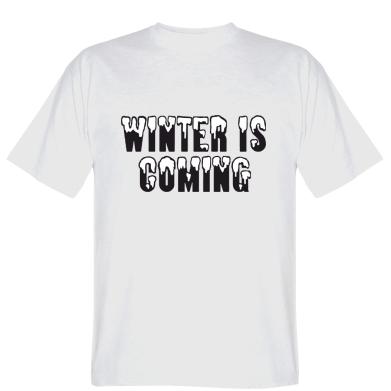 Футболка Winter is coming (Game of Thrones)