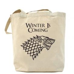 Сумка Winter is coming (Игра престолов)