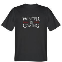 Футболка Winter is coming