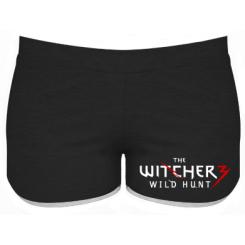 Жіночі шорти Witcher 3 Wild Hunt