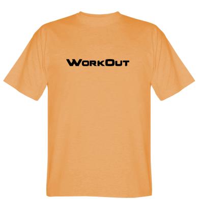Футболка Workout