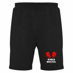 Чоловічі шорти World Boxing