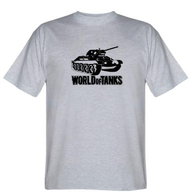 Футболка World Of Tanks Game