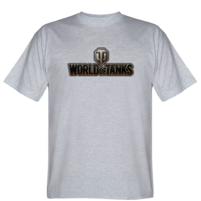 Футболка World Of Tanks Logo