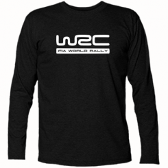 Купити Футболка з довгим рукавом WRC