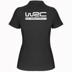 Купити Жіноча футболка поло WRC