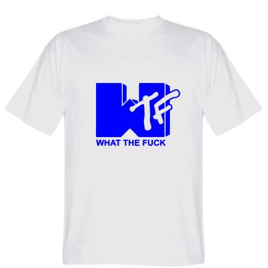 Футболка WTF (MTV)