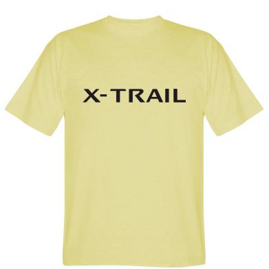 Футболка X-Trail