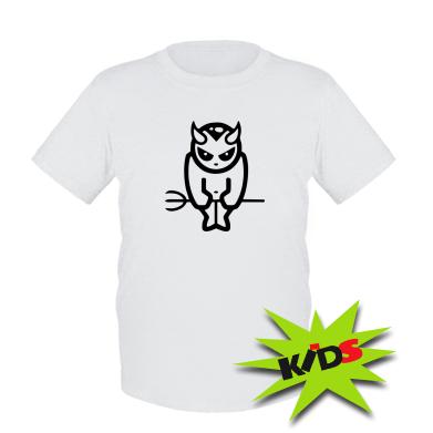 Купити Дитяча футболка Я завжди злий