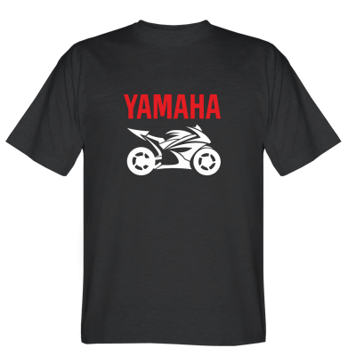 Футболка Yamaha Bike