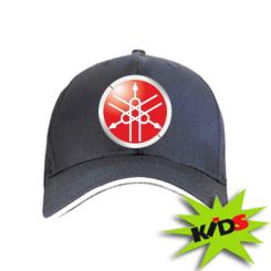 Дитяча кепка Yamaha Logo 3D