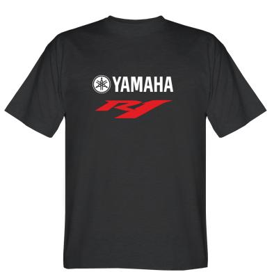 Футболка Yamaha R1
