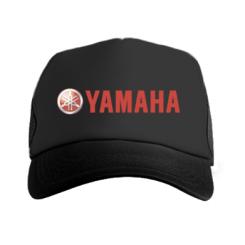 Кепка-тракер Yamaha Vintage