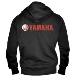 Чоловіча толстовка на блискавці Yamaha Vintage