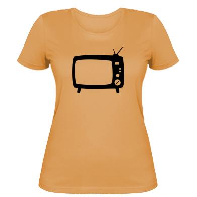 Купити Жіноча футболка Ящик