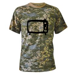 Купити Камуфляжна футболка Ящик