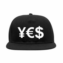 Снепбек валюта YES