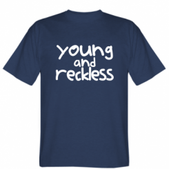 Футболка Young and Reckless