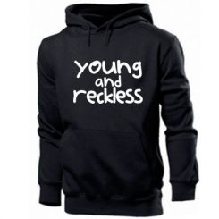 Толстовка Young and Reckless