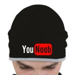 Купити Шапка YouNOOB