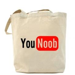 Купити Сумка YouNOOB