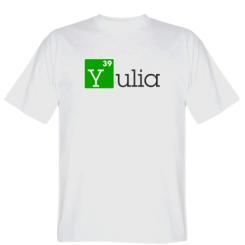 Футболка Yulia