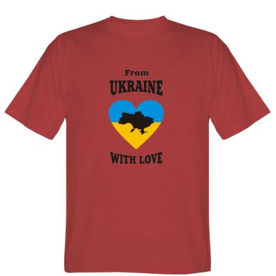 Футболка З України з любов'ю
