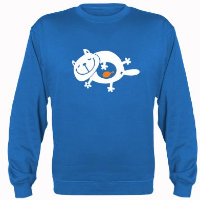 Купити Реглан Жирний кіт