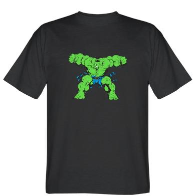 Футболка Злой Hulk