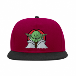 Снепбек Злий Yoda