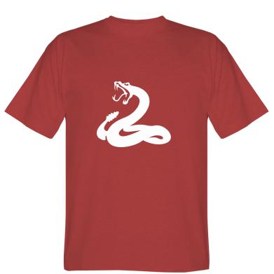 Футболка Змія